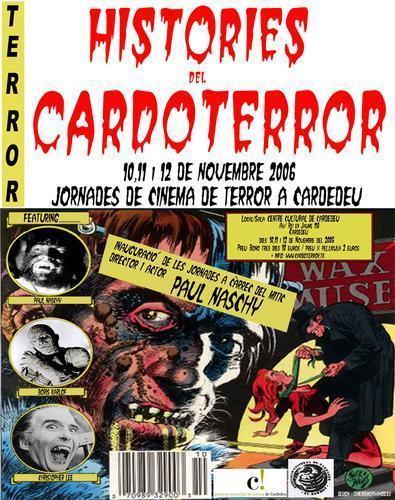 CARDOTERROR I - 2006