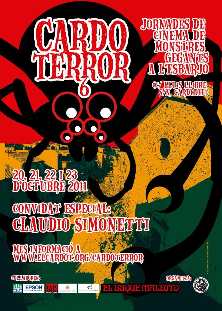 """CARDOTERROR VI Especial """"Monstres gegants"""" - 2011"""