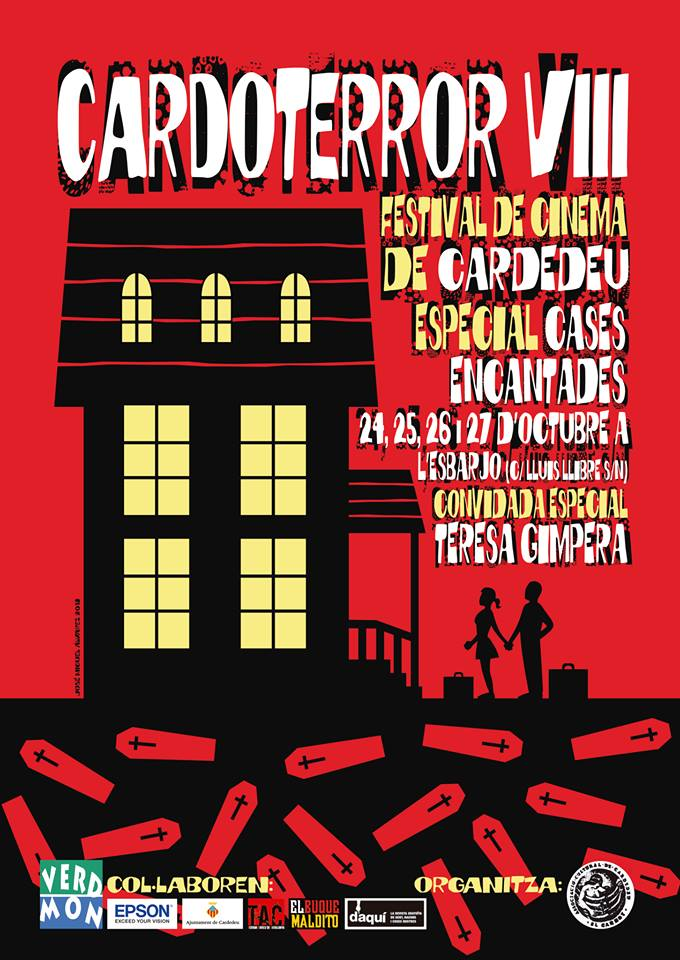 """CARDOTERROR VIII Especial """"Cases encantades"""" - 2013"""
