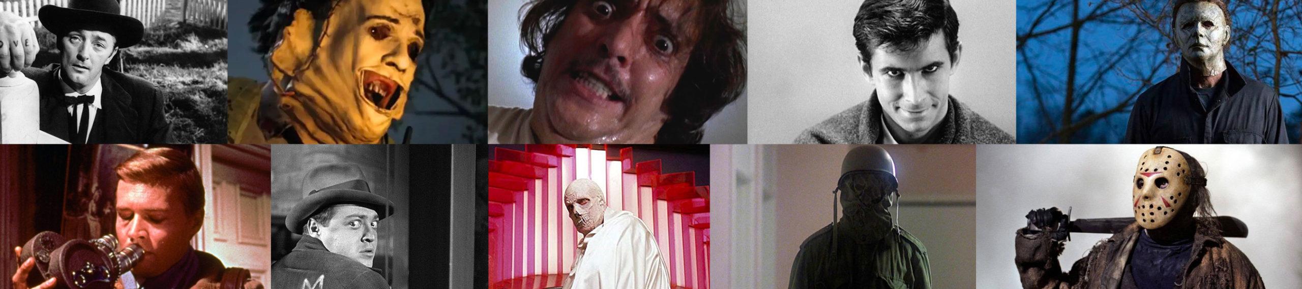 Top 30 Killers de la història del cinema