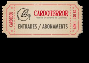 Entrades Cardoterror